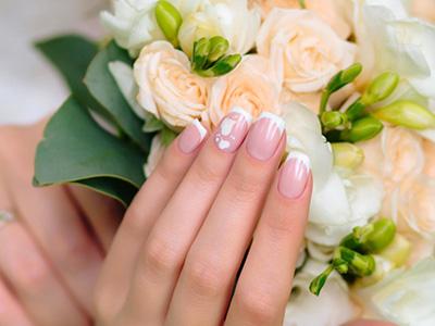 Свадебный маникюр: правила и красивый дизайн ногтей